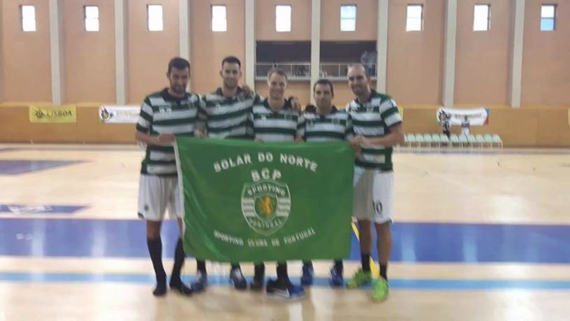 Solar do Norte apoiou o andebol do Sporting