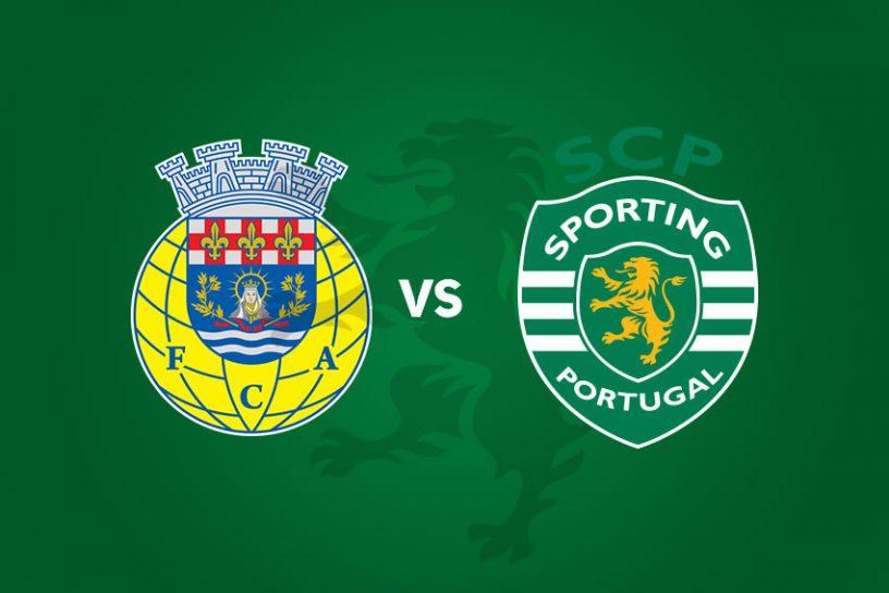 Bilhetes Arouca Sporting