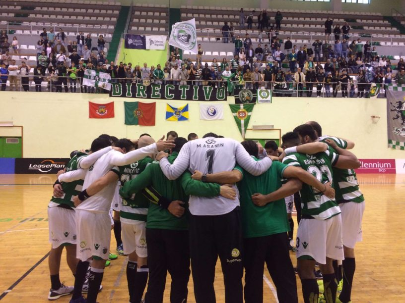 Equipa de andebol do Sporting