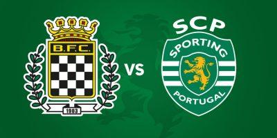 Bilhetes Boavista Sporting