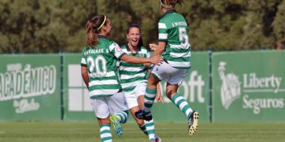 Futebol Feminino Sporting
