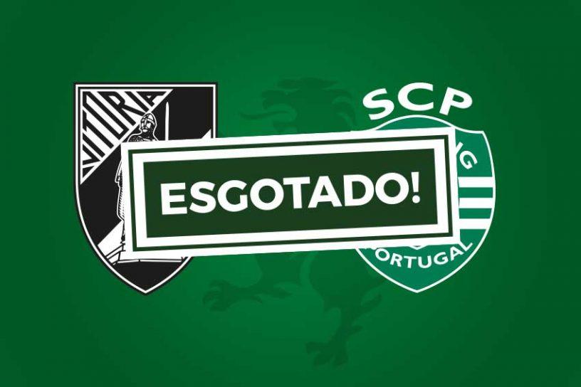 Bilhetes Guimarães Sporting