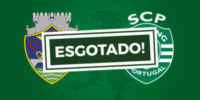 Bilhetes Chaves Sporting Esgotado