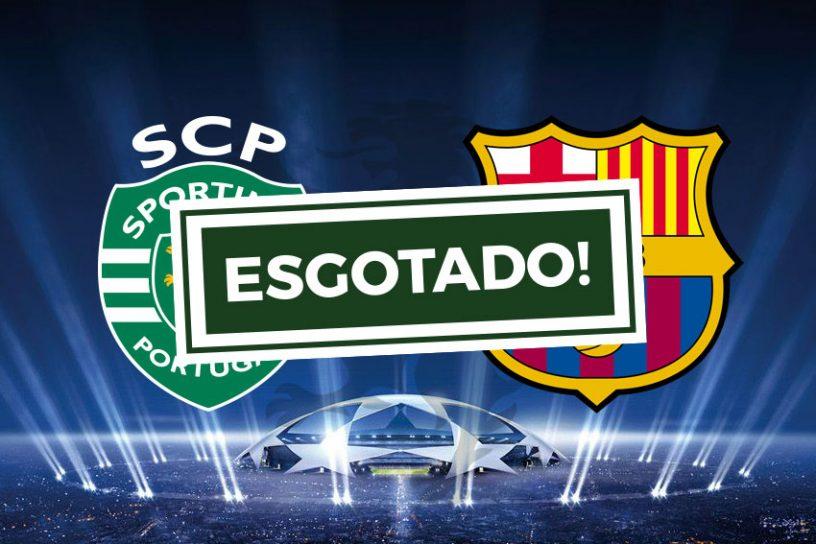 Bilhetes Sporting Barcelona