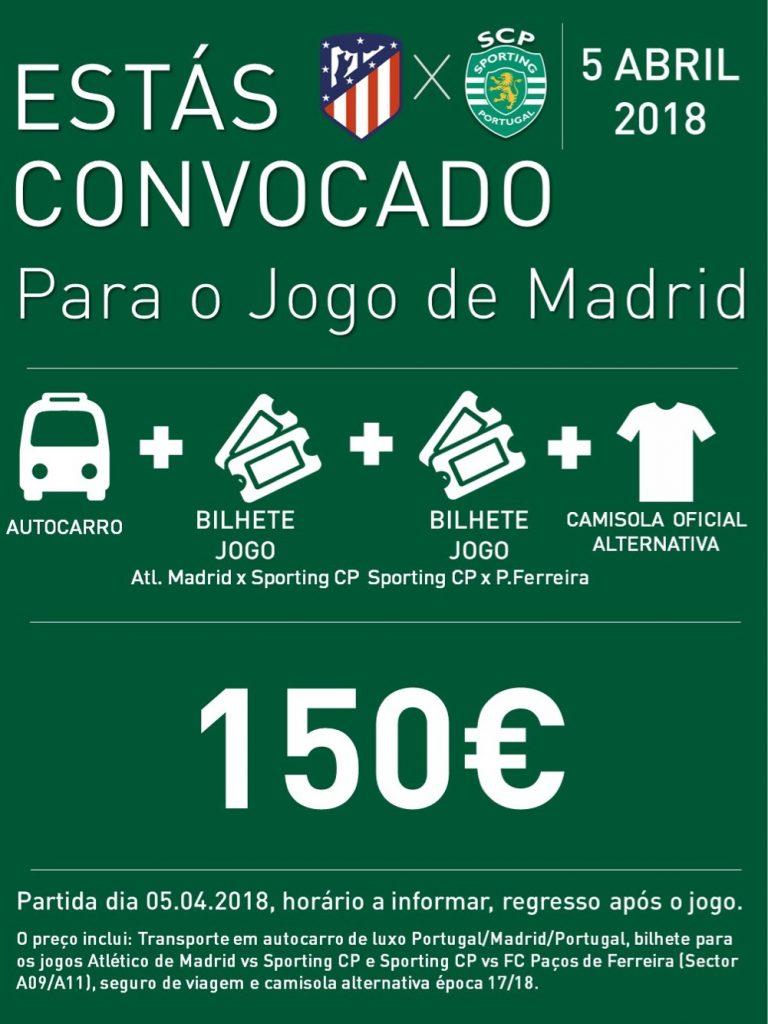 Atlético de Madrid Sporting CP