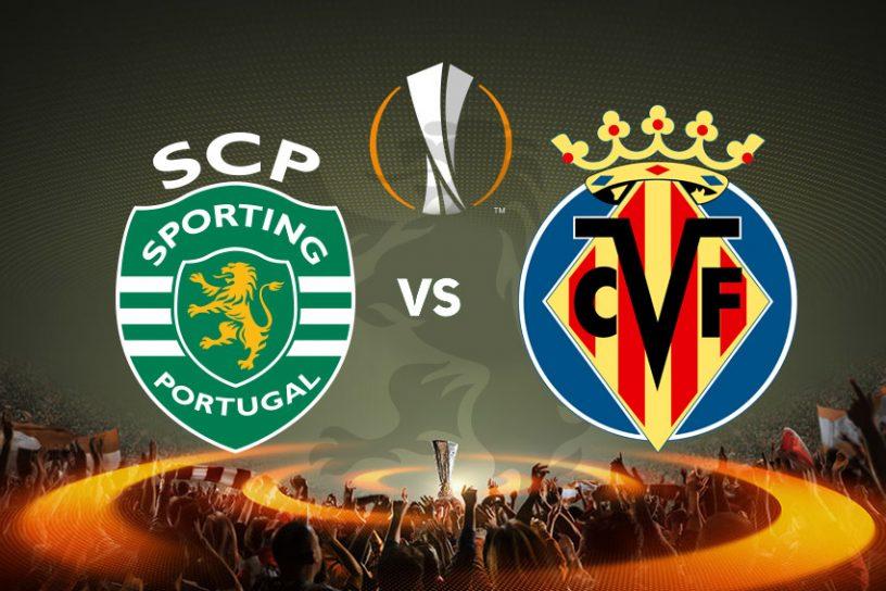 Bilhetes Sporting Villarreal